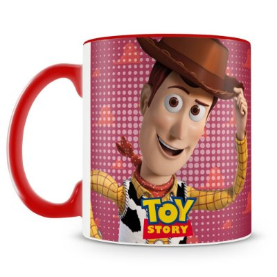 Caneca Personalizada Toy Story (Woody)
