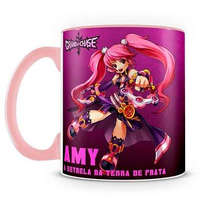 Caneca Personalizada Grand Chase (Amy)