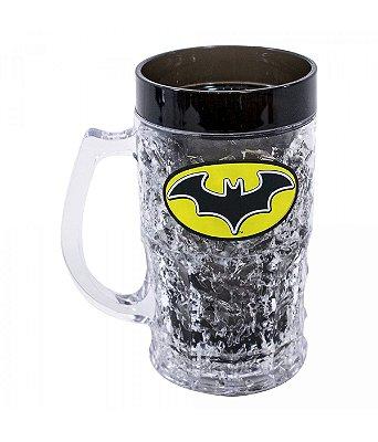 Caneca Gel Congelante do Batman - Liga da Justiça