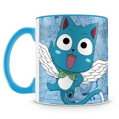 Caneca Personalizada Fairy Tail Happy
