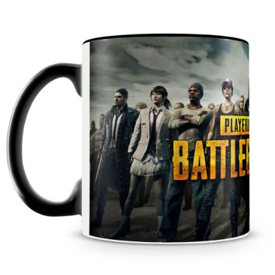 Caneca Personalizada Battlegrounds (Mod.2)