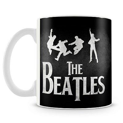 Caneca Personalizada Porcelana The Beatles (Mod.1)