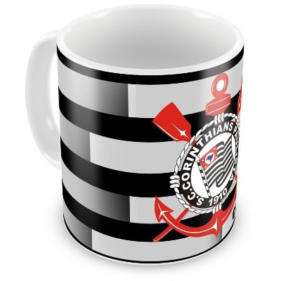 Caneca Personalizada Corinthians Futebol Clube (Mod.1)