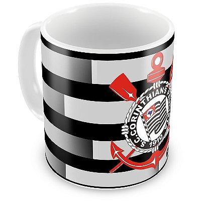 Caneca Personalizada Porcelana Corinthians Futebol Clube (Mod.1)
