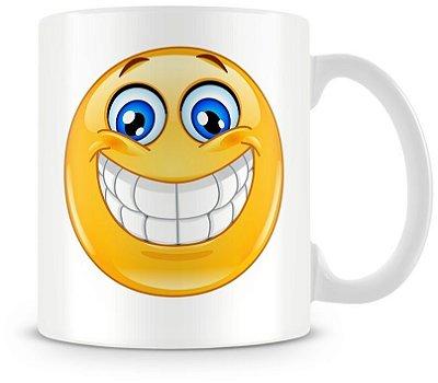 Caneca Personalizada Porcelana Smile Ele & Ela