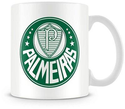Caneca Personalizada Porcelana Palmeiras Futebol Clube
