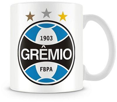 Caneca Personalizada Porcelana Grêmio Futebol Clube