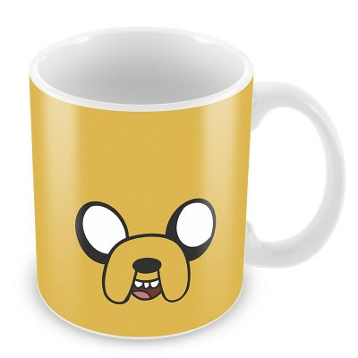Caneca do Jake - Hora de Aventura