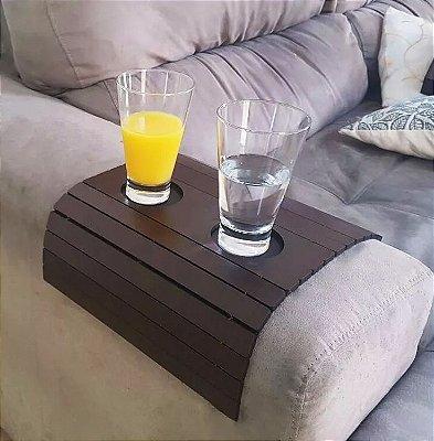 Esteira Bandeja Flexível para sofá