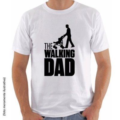 Camiseta Walking Dad