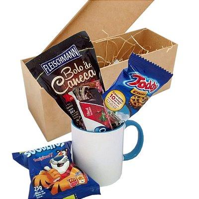 Kit Cesta de Café da Manhã