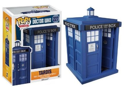 Funko POP Tardis Doctor Who