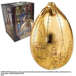 Réplica Ovo de Ouro de Harry Potter e o Cálice de Fogo por Noble Collection