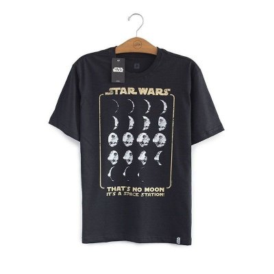 Camiseta Star Wars Death Star
