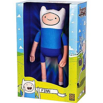 Finn Hora de Aventura - Com caixa