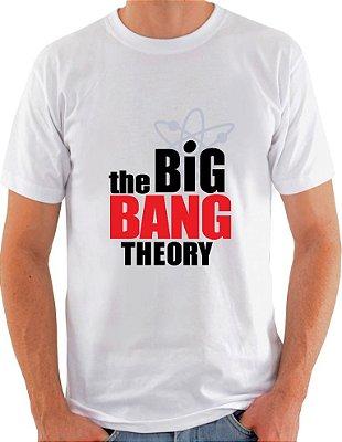 Camiseta Unisex The Big Bang Theory