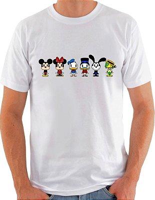 Camiseta Unisex turma do Mickey