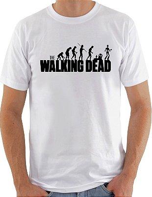 Camiseta Unisex Walking Dead