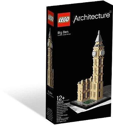 Lego 21013 Arquitetura Big Ben