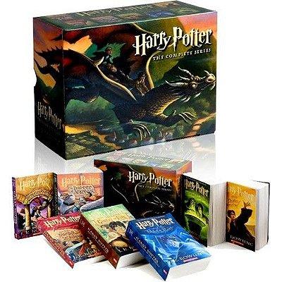 Harry Potter Paperback Boxed Set (Books 1-7)