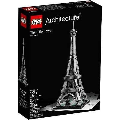 Lego 21019 Arquitetura Torre Eiffel