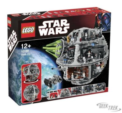 LEGO Star Wars - Estrela da Morte (10188)