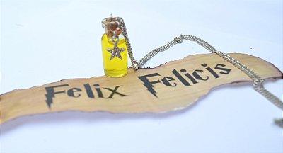 Colar Pingente Poção Felix Felices