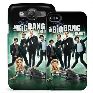 Capa Samsung S4 Big Bang Theory