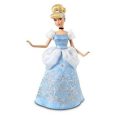 Disney Princesas Boneca Cinderella 30cm