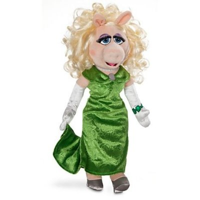 Disney Muppets Pelúcia Miss Piggy