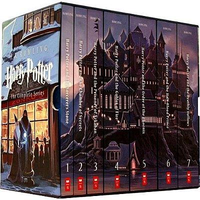 Harry Potter Box Set Special Edition (EM INGLÊS)