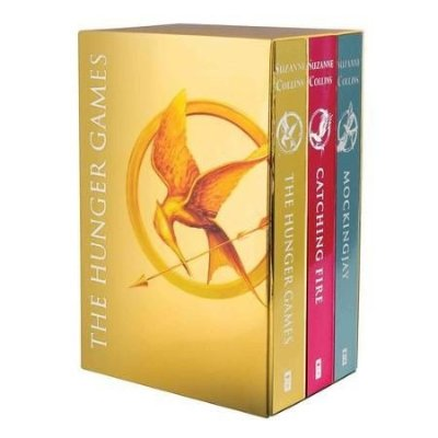 The Hunger Games Box Set - Foil Edition