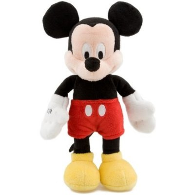Mickey Mouse Pelúcia Original Disney 30cm