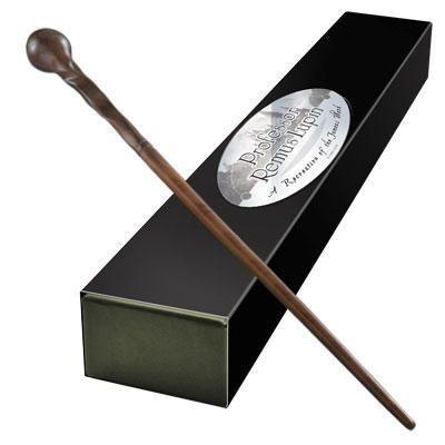 Varinha Remus Lupin réplica por Noble Collection caixa simples
