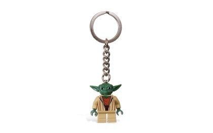 Chaveiro LEGO Star Wars Personagens - Yoda