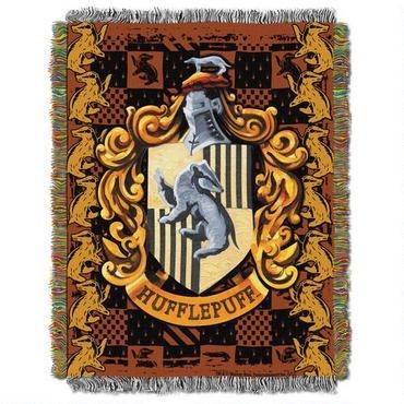 Exclusiva tapeçaria com o Brasão da Lufa Lufa