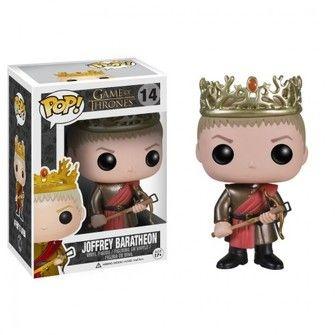 Boneco Funko Pop Vinyl Game of Thrones - Joffrey