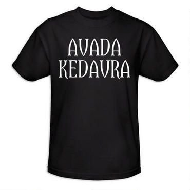 Exclusiva Camiseta Avada Kedavra Original Harry Potter