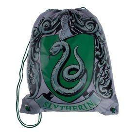 Mochila (estilo saco) Harry Potter Sonserina