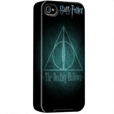 Case Iphone 5 - Harry Potter e as Reliquias da Morte