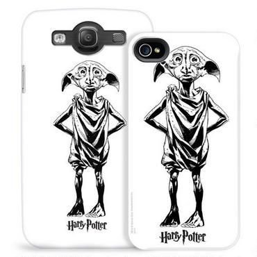 Case Iphone 4 - Harry Potter -  Dobby