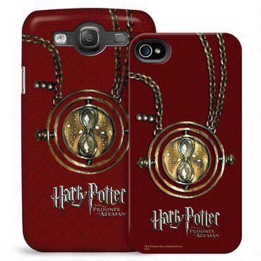 Case Samsung Galaxy S3 - Harry Potter Vira Tempo