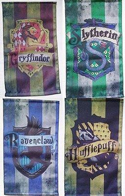 Flâmulas Casas de Hogwarts