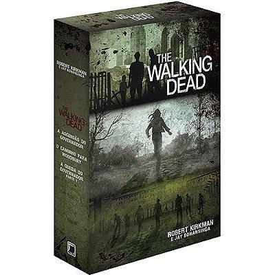 Box Livros- The Walking Dead - Edição Econômica