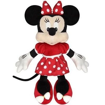 Minnie Mouse Pelúcia Original Disney 30 cm
