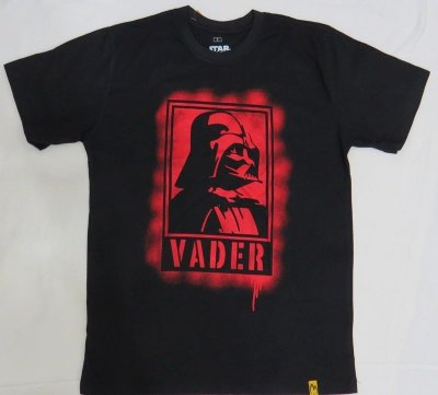 Camiseta Unissex Star Wars Darth Vader