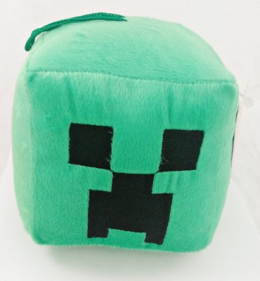 Pelúcia Minecraft Creeper