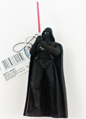 Chaveiro Star Wars Boneco Darth Vader 9cm