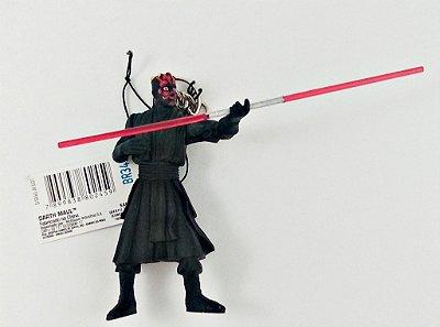 Chaveiro Star Wars Darth Maul 8cm