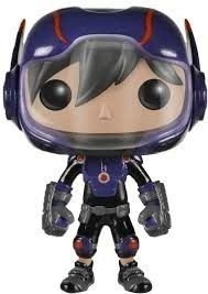 Funko Pop Hiro Amada Big Hero 6